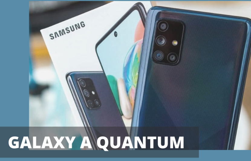 Galaxy A Quantum: Samsung Brought The First Smartphone With Quantum Technology