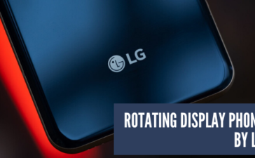 Rotating Display LG Smartphone