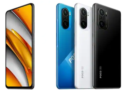 POCO F3 smartphone photos leaked the features of the phone will be like this