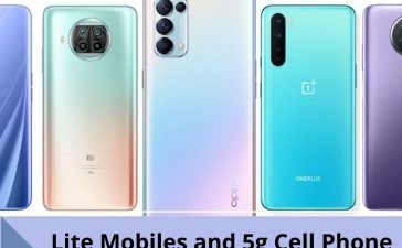 Lite Mobiles and 5g Cell Phone